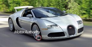 Bugatti financiado em 999.999 vezes